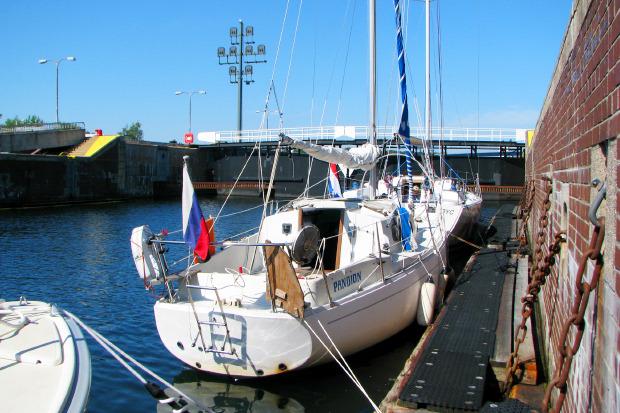 Капитан, улыбнитесь: Владельцы яхт в Петербурге. Изображение № 1.