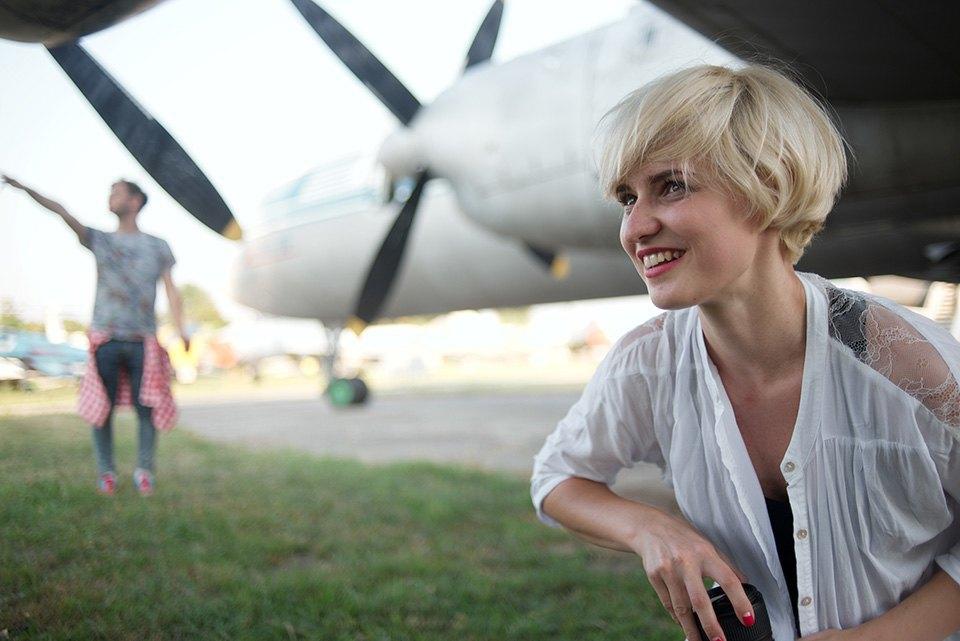 Фотосъёмка в Музее авиации. Изображение № 24.