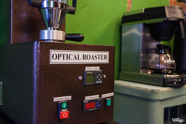 На Фонтанке открылась семейная кофейня «Кофе на кухне». Изображение № 13.