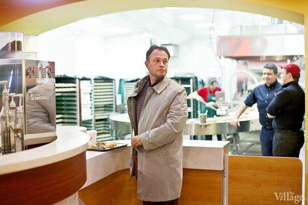 Саша Боярская опончиковой Krispy Kreme. Изображение № 7.