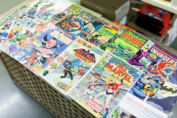 Раскадровка: 6 магазинов илавок с комиксами вПетербурге. Изображение № 8.