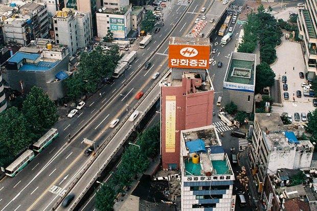 Иностранный опыт: Раскопанная река в Сеуле. Изображение № 2.