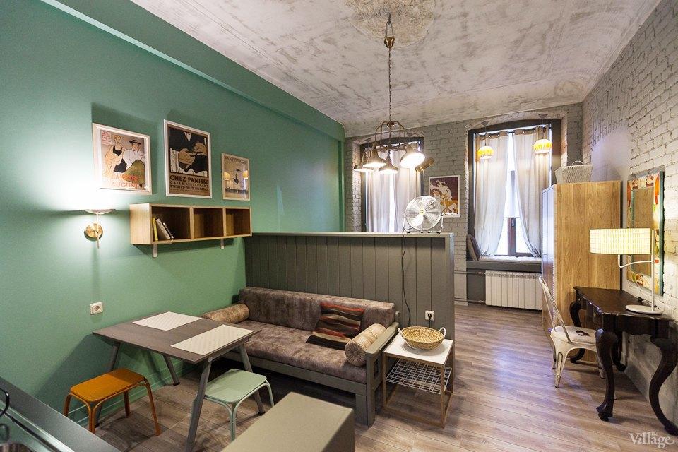 Интерьер недели (Петербург): Апартаменты Gogol Mogol. Изображение № 9.