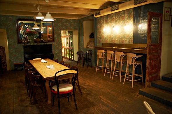 Кафе Delicatessen. Изображение № 25.