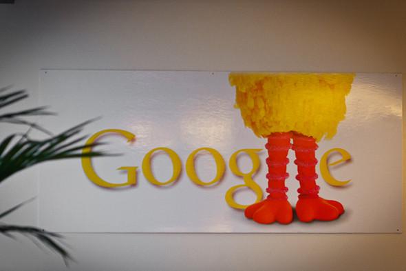 Офис недели: Google (Петербург). Изображение № 13.