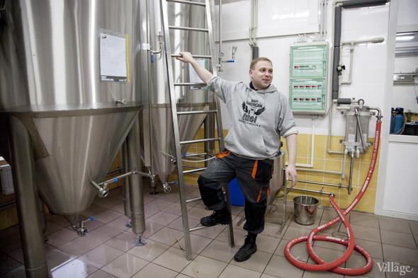 Репортаж: Как варят пиво в частной московской пивоварне. Изображение № 29.