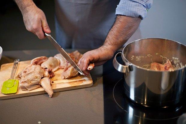 Шеф дома: Грузин и итальянец готовят по рецептам бабушек. Изображение № 24.
