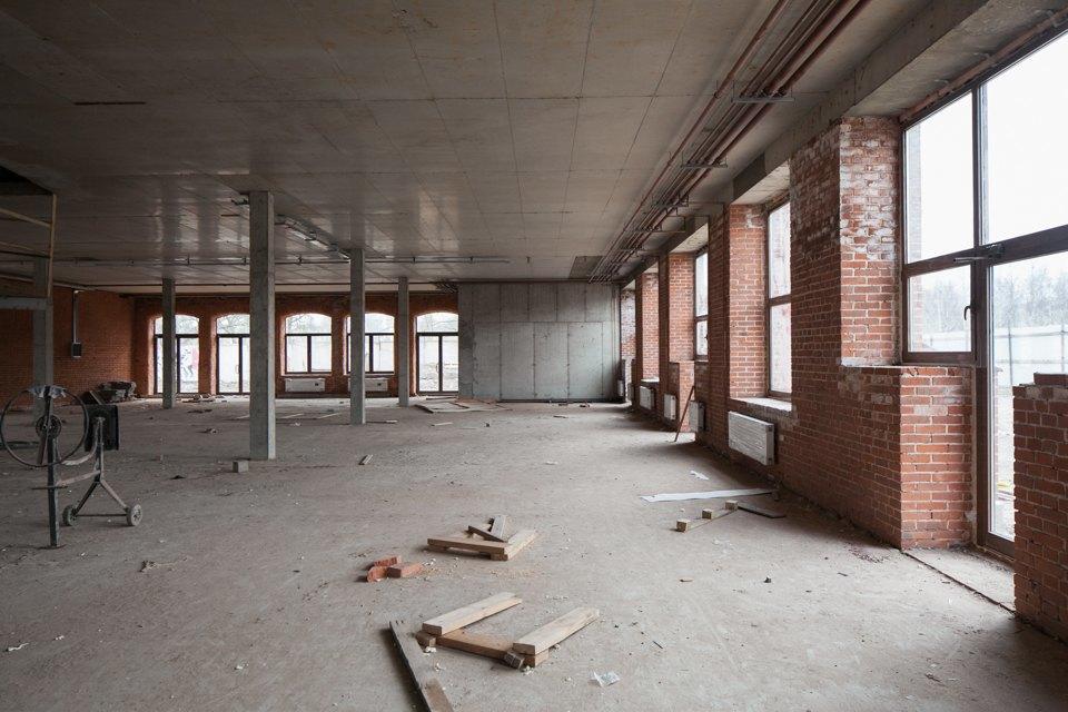 Как заброшенную молочную ферму вПетербурге превращают вобщественный центр . Изображение № 11.
