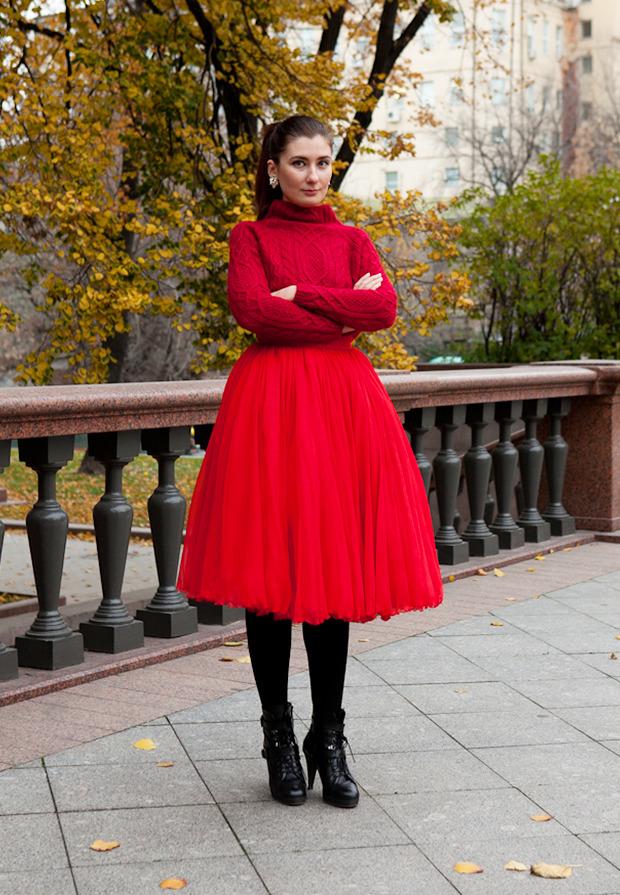 Внешний вид: Юлия Булгакова, старший редактор Glamour.ru. Изображение № 1.