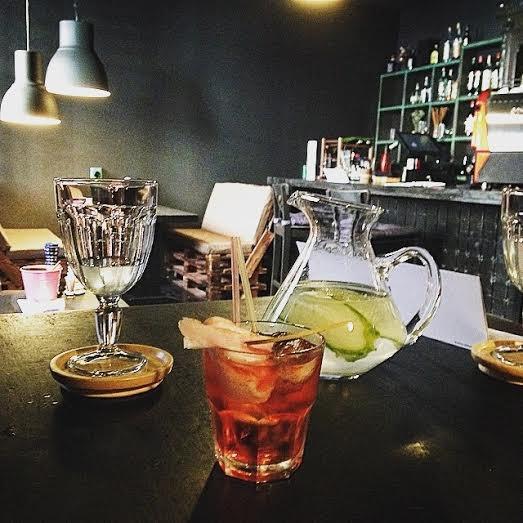 На Боровой открылся кафе-бар DVLTV. Изображение № 2.