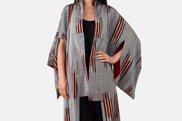 Кимоно 70-х годов, 150 долларов. Изображение № 6.