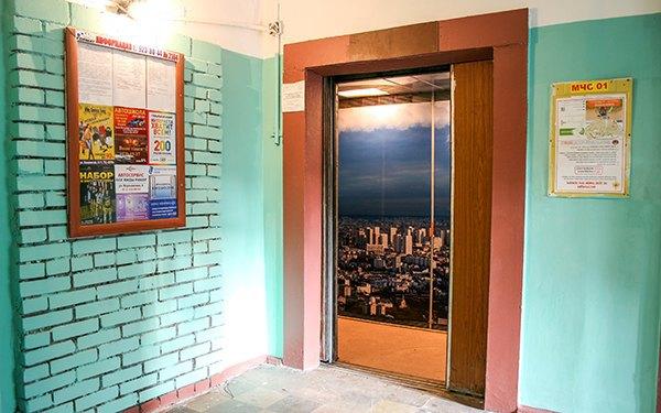 Несколько петербургских лифтов превратят в арт-объекты. Изображение № 1.