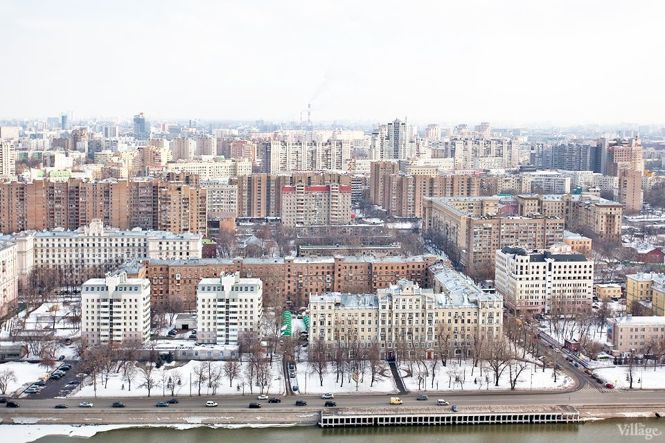 Лучший вид на этот город: 7 смотровых площадок вМоскве. Изображение № 49.