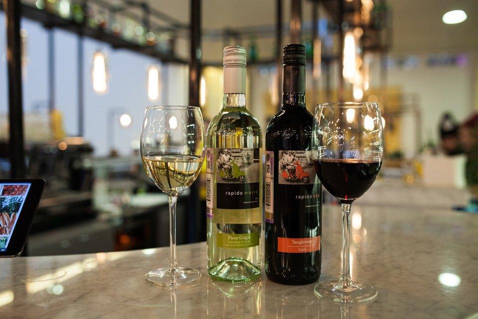 Вино пино гриджио и санджовезе — 99 рублей . Изображение № 19.