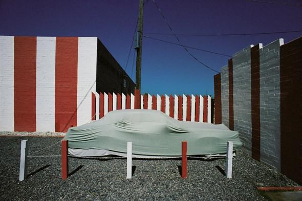 Выставку работ Франко Фонтаны покажут в «Росфото». Изображение № 3.