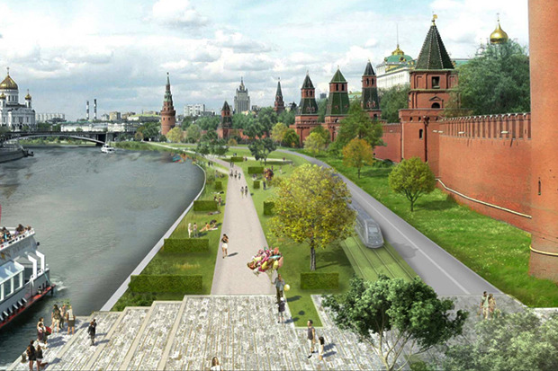 Представлены доработанные проекты развития Московской агломерации. Изображение № 11.