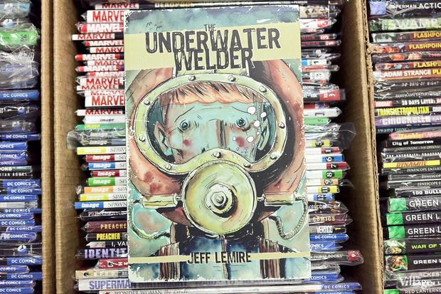 The Underwater Welder — 1 100 рублей. Изображение № 30.