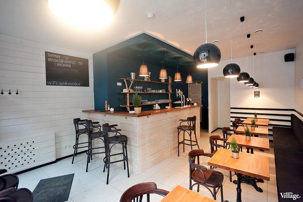 Новое место (Петербург): Кафе-бар Wood. Изображение № 15.