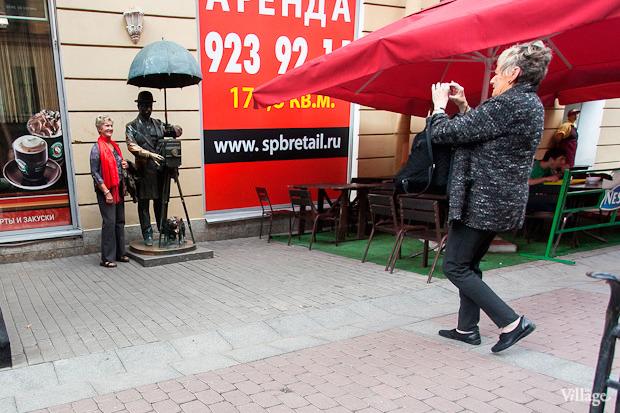 Эксперимент The Village: Самые популярные места для фотографий из Петербурга. Изображение № 3.