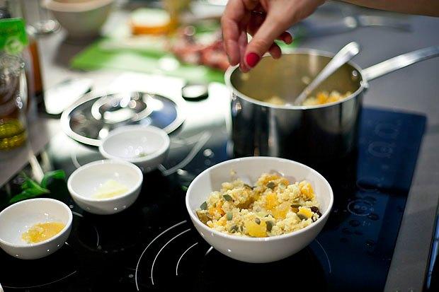Шеф дома: Ростбиф-салат и тыквенная каша Мириам Сехон. Изображение № 91.