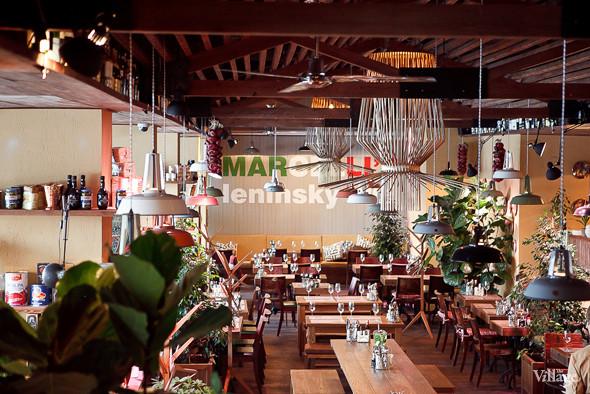 Новое место (Петербург): Ресторан «Марчелли's». Изображение № 4.