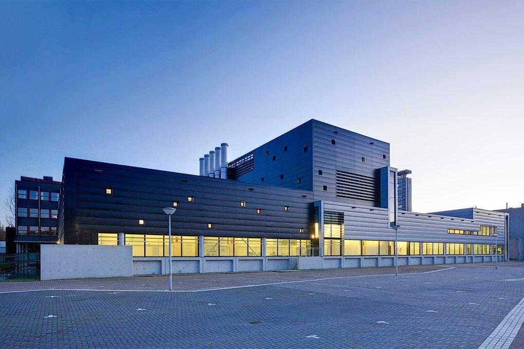 Заводы стоят: 12суперсовременных промышленных зданий. Изображение № 9.