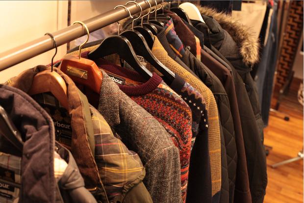 В «Пассаже» открылся магазин одежды английских марок . Изображение № 1.