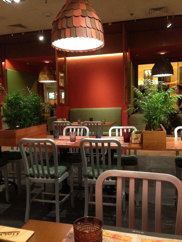 Ресторанная группа Italy открыла первое заведение в центре. Изображение № 2.