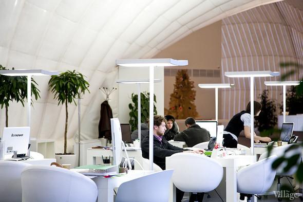 Офис недели (Москва): «В лесу». Изображение № 11.