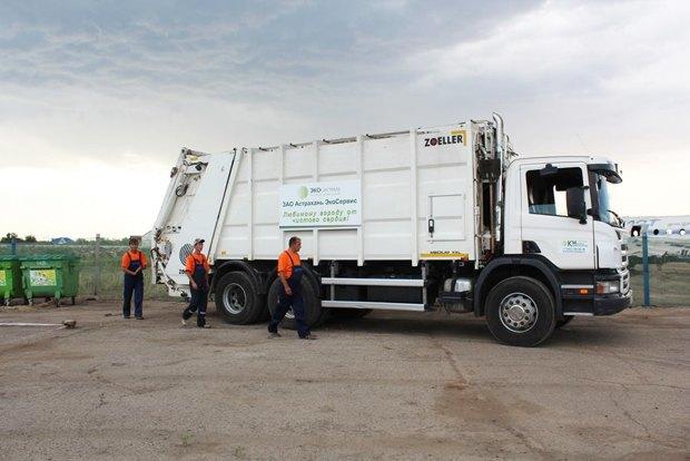 Вывоз и переработка мусора