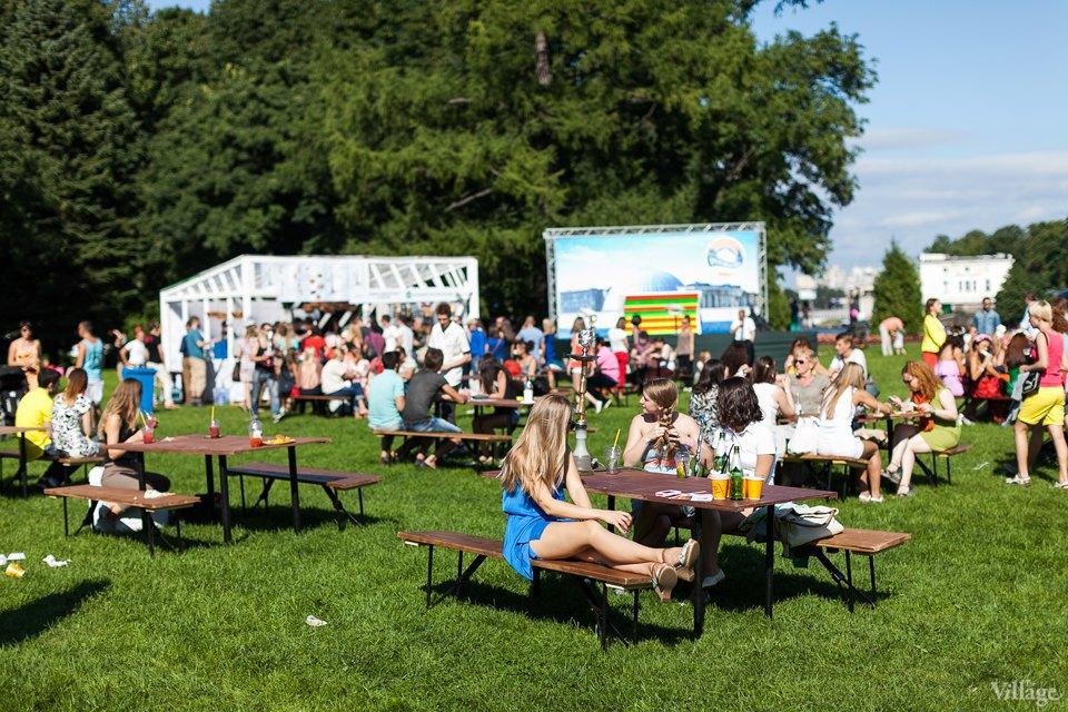 Люди в городе: Посетители фестиваля «О да! Еда!». Изображение № 20.