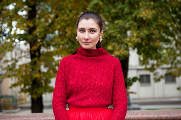 Внешний вид: Юлия Булгакова, старший редактор Glamour.ru. Изображение № 5.