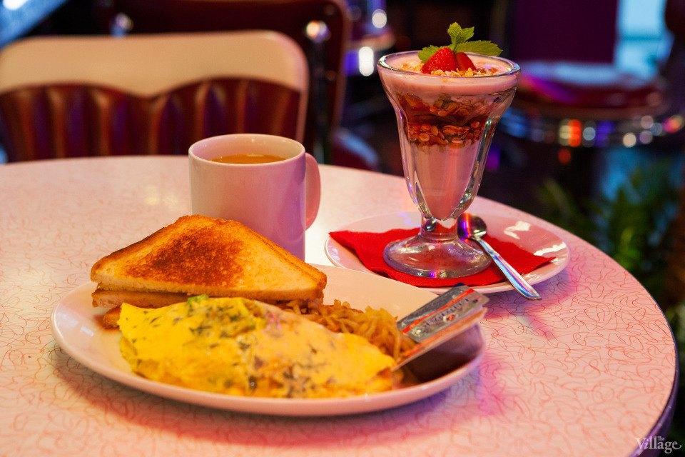 Пока ты спал: Ранние завтраки в Москве. Изображение № 1.