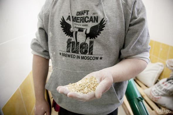 Репортаж: Как варят пиво в частной московской пивоварне. Изображение № 12.