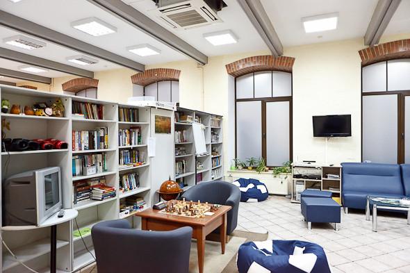 Офис недели (Петербург): DataArt. Изображение № 5.