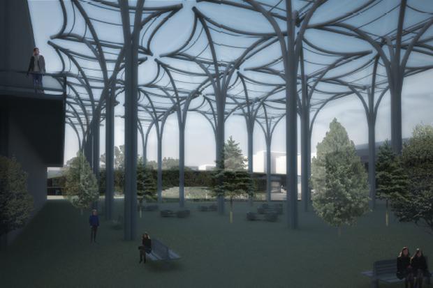 10 проектов квартала около Витебского вокзала . Изображение № 37.