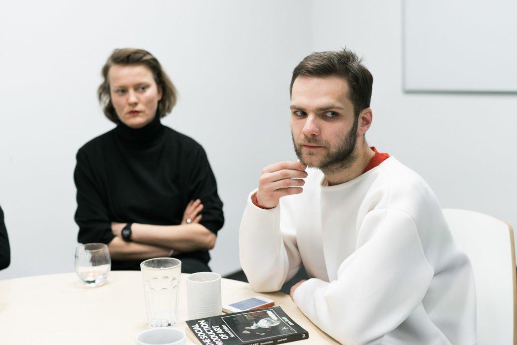 Круглый стол: Современные художники обсуждают, что не так спремией «Инновация» . Изображение № 10.