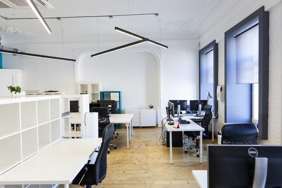 Офис IT-компании в бывшей коммуналке. Изображение № 32.