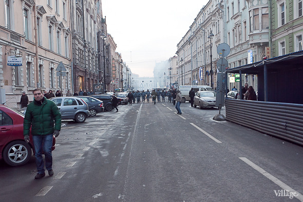 Фоторепортаж: Митинг 5 марта на Исаакиевской площади. Изображение № 30.