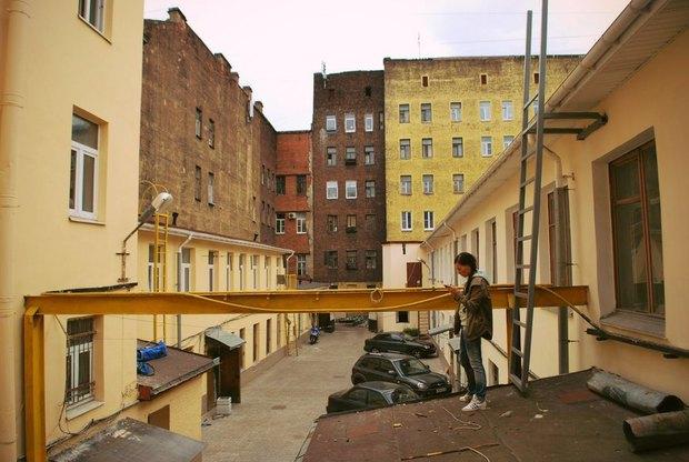 Владельцы «Архитектора» открывают проект на улице Некрасова . Изображение № 3.