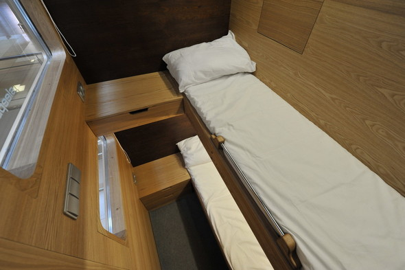 В Шереметьеве установят «коробки для сна». Изображение № 3.