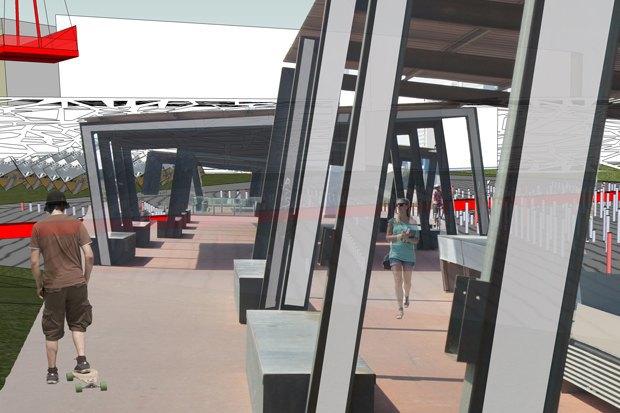 Идеи для города: Кинетический парк на месте «Набережной Европы». Изображение № 5.