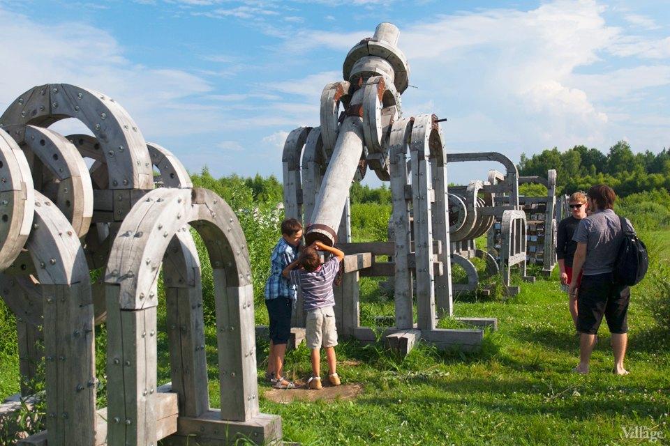 Маршрут на выходные: Парк «Никола-Ленивец». Изображение № 33.