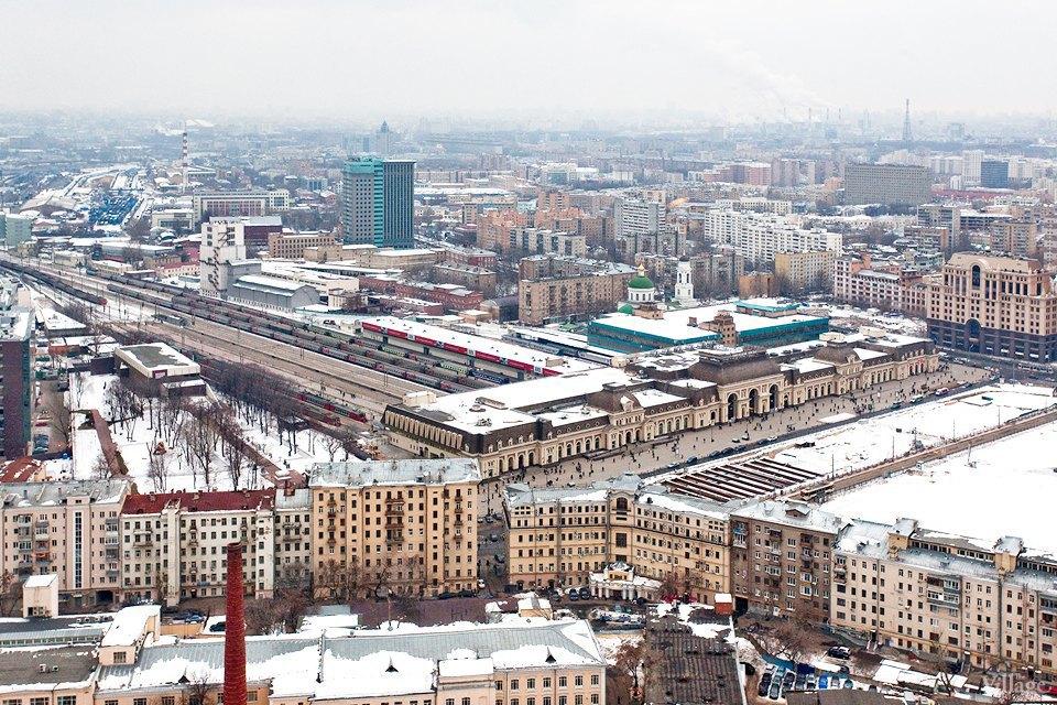 Лучший вид на этот город: 7 смотровых площадок вМоскве. Изображение № 56.