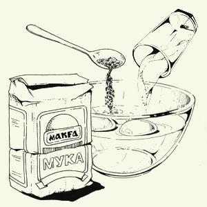 Чайные блиныВиктора Енина. Изображение № 3.