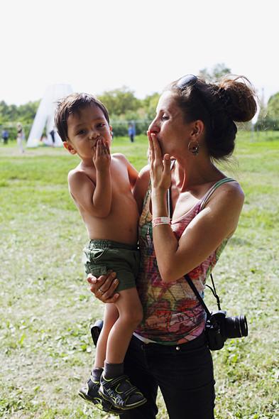 Родители с детьми на пикнике «Афиши». Изображение № 7.