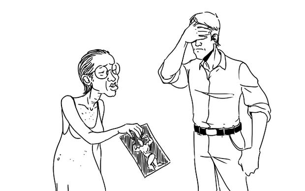 Как все устроено: Работа брачного агентства. Изображение № 5.