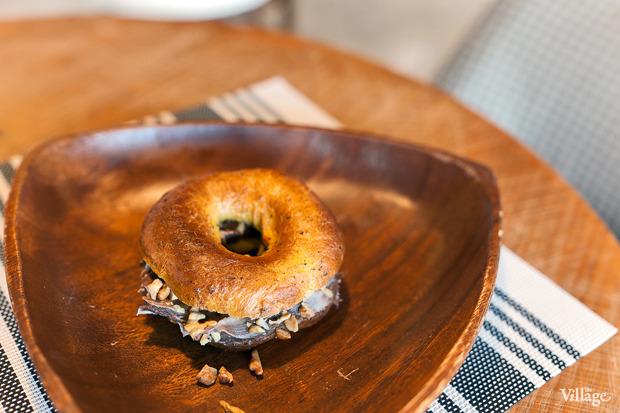 «Золушкин бейгл» из тыквы с шоколадной пастой — 115 рублей. Изображение № 20.