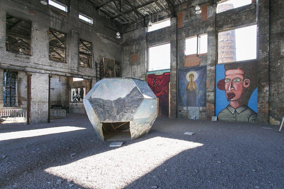 В Петербурге открылся Музей стрит-арта. Изображение № 16.
