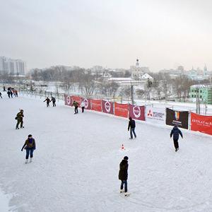 Планы на зиму: 10 катков вцентре Москвы. Изображение № 10.